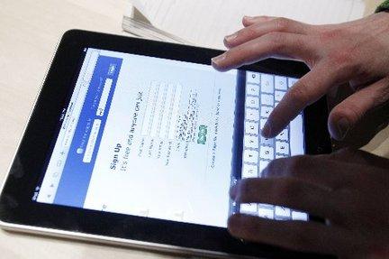 iPad type